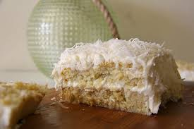 coconut cake with coconut cream cheese frosting divalicious recipes