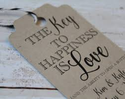 wedding tags wedding favor tags etsy