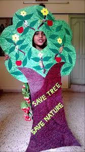 tree fancy dress event youtube