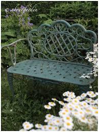 panchine da giardino in ghisa un giardino affettuoso aboutgarden