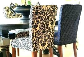 Ikea Dining Room Chair Covers Dining Room Chair Back Covers Decoration Back Dining Room
