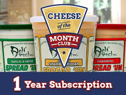 Sausage Of The Month Club Of The Month Club 1 Year Subscription