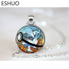 anime necklace images Buy fashion anime jewelry reshiram pokemon jpg