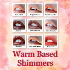 the perfect warm yellow based shimmer lipsense colors so many fun