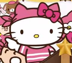 sanrio 2015 mid election polls show kitty losing visual