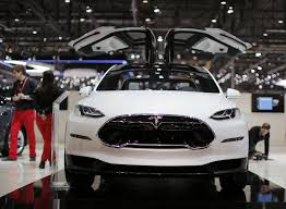 suv tesla inside with model x suv tesla no longer a one trick electric pony sfgate