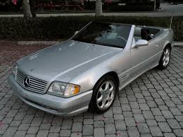mercedes sl class for sale 2002 mercedes sl class sl500 silver arrow for sale in fort