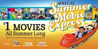 free movies under the stars and discount movie tickets for summer