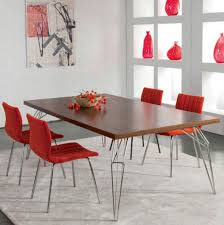furniture mid century dining furniture sets by saloom furniture