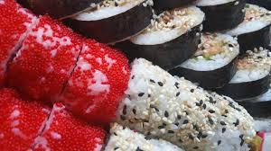 cuisiner sushi kamikaze thon futomaki mono sushi