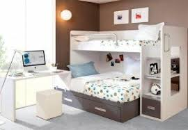 Modern Bunk Bed With Desk Bunk Bed With Desk Foter