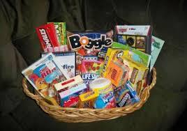 basket raffle ideas ougoodies welcome family basket to ougoodies gift s