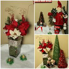 christmas tablescape joyful musings dollar tree poinsetta