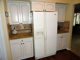 Antique White Glazed Kitchen Cabinets Tips Of How To Glaze White Kitchen Cabinets How To Glaze White
