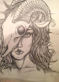 drawn zodiac bad pencil and in color drawn zodiac bad