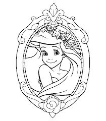 disney princess coloring pages free print funycoloring