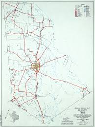 Tx Counties Map Texas County Highway Maps Browse Perry Castañeda Map Collection