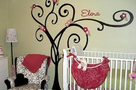 Pink And Green Nursery Decor Our Baby Pink And Green Nursery Decor