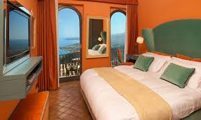 hotel villa ducale taormina italy perched high luxury