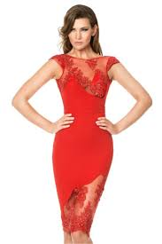 red cocktail dress picture more detailed picture about 2015