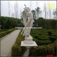 custom home sculptures decorative western figures marble water