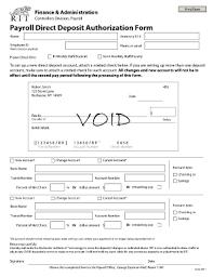 5 quickbooks direct deposit authorization form free download