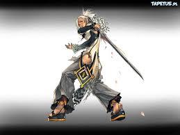 devil hunter yohko tae kim postać miecz katana