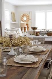 decorating ideas for dining room easy summer to fall dining room refresh fox hollow cottage