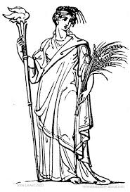 roman mythology 54 gods goddesses u2013 printable coloring pages