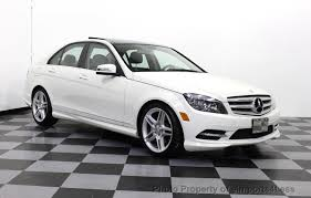 mercedes amg c class 2011 used mercedes certified c300 amg sport package