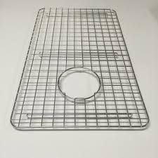Kitchen Sink Protector Grid by 16 Stainless Steel Farmhouse Sink Protector Floor Tiles