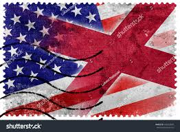 Usa Flag History Usa Alabama State Flag Old Postage Stock Illustration 240222820