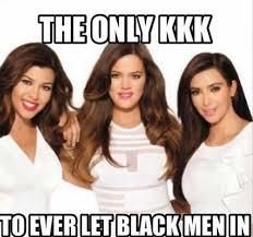 Ray J Kardashian Meme - cool black twitter burns khloe kardashian for kkk meme testing