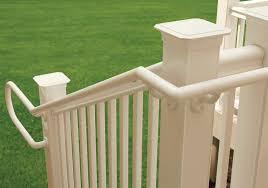 Plastic Handrail Deck Finishing U0026 Fastening Deck Fastening System Azek