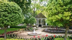 Whitnall Park Botanical Gardens Boerner Botanical Gardens Hales Corners Wisconsin From Travel