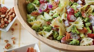 fresh and easy harvest salad recipes southern living