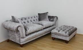 chatsworth grand chesterfield sofa u0026 footstool
