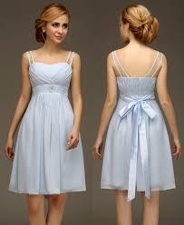 light blue bridesmaid dresses summer casual chiffon light blue bridesmaids dresses with