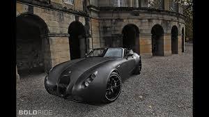 wiesmann wiesmann roadster mf5 v10 black bat