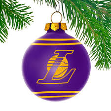 la lakers ornaments lakers christmas ornaments holiday ornament