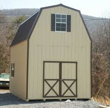 The Barn Yard Sheds Barn Storage Shed Plans Building A Pole Shed Gambrel Roof Shed