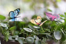 butterfly metal garden stakes ornaments ebay