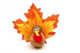 walnut turkey craft thanksgiving craft ganz parent club