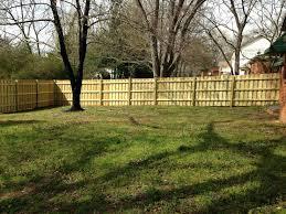 Backyard Fence Decorating Ideas Backyard Fence Repair Privacy Cost Plans Lawratchet Com