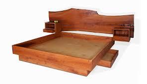 wood slab custom live edge wood slab beds david stine woodworking