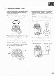 2008 honda crv air conditioner recall diy replace ac clutch and coil