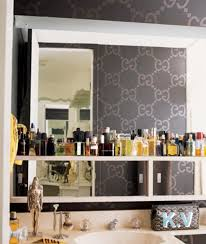 wallpaper for home interiors 15 gorgeous bathroom wallpaper design ideas rilane