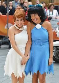 Flintstones Halloween Costumes Simple Effective Betty Rubble Costume Board