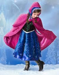 Anna Costume Disney U0027s Limited Edition Costume Line Snow White Belle Rapunzel
