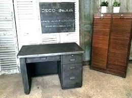 bureau industriel metal bois caisson bureau industriel caisson bureau industriel bureau enfant en